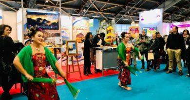 Gebyar destinasi wisata andalan Indonesia di Nantes Prancis