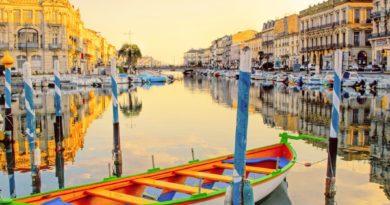Sète Venicenya Prancis