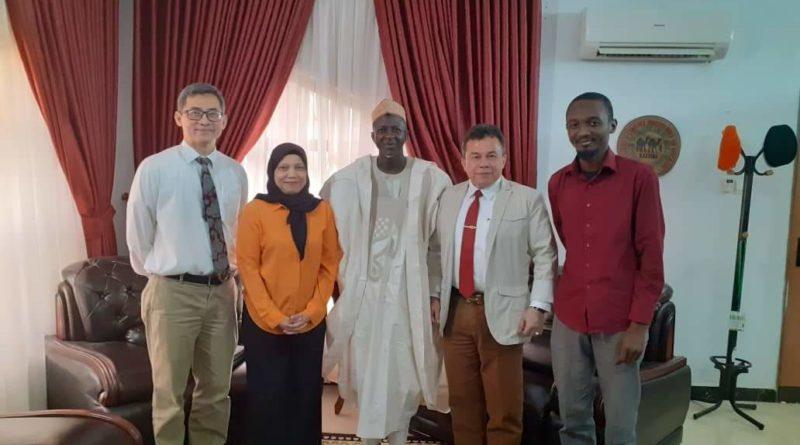 Nigeria Ingin Meningkatkan Kerja Sama dengan Indonesia khususnya bidang Pendidikan