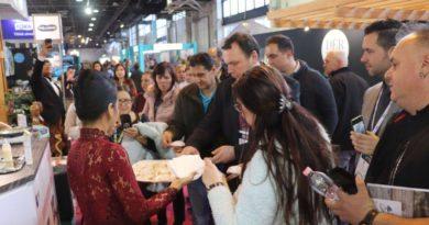 Kuliner Indonesia kembali Sukses di Pameran Sirha Budapest
