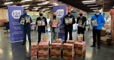 100 Boks Indomie Untuk Provinsi Western Cape, Afrika Selatan