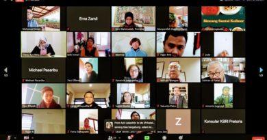 Para Diaspora Indonesia Kembangkan Kuliner Indonesia di Afrika Selatan