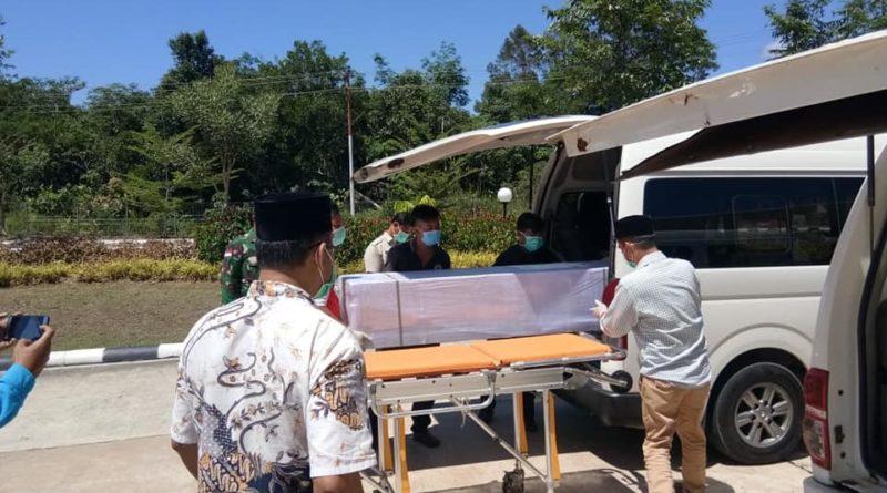Jenazah WNI di Sarawak telah Dipulangkan ke Indonesia