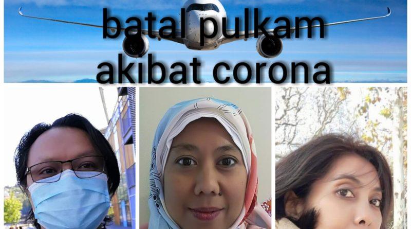 Corona Bikin Rencana Liburan, Pulkam dan Usaha Para Diaspora Indonesia Berantakan