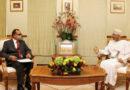 Oman dan Indonesia Siap Tingkatkan Hubungan Bilateral Kedua Negara