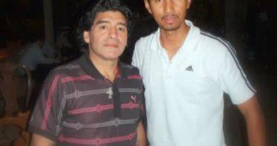 Maradona dan Indonesia, Kenangan Saat Berjumpa Sang Maestro