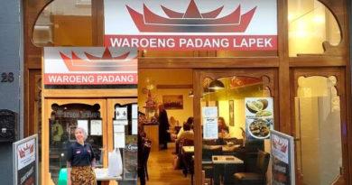 Restoran Padang di Belanda Ini Membuat Warga Setempat Ketagihan Masakan Pedas