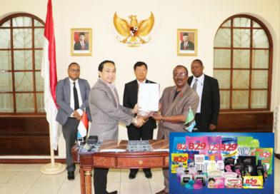 Akan Ada Pabrik Sabun Indonesia untuk Pertama Kalinya di Tanzania