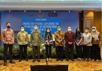 Indonesia Berkomitmen Memberantas Penangkapan Ikan Secara Ilegal Melalui Kerja Sama Internasional