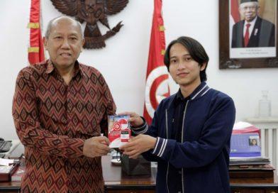 Diplomasi Bahasa Indonesia Lewat Kamus Darijah karya PPI Tunisia