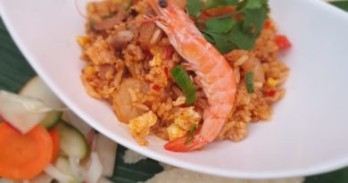 Kuliner IndonesiaDipromosikan di TV CUISINE DU MONDE
