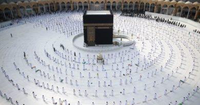Jemaah Haji 2021 Hanya untuk 60 Ribu Penduduk di Arab Saudi