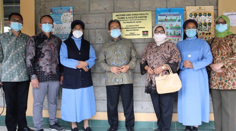 Kisah Pengabdian Rohaniwan Indonesia dalam Melayani Masyarakat di Kenya