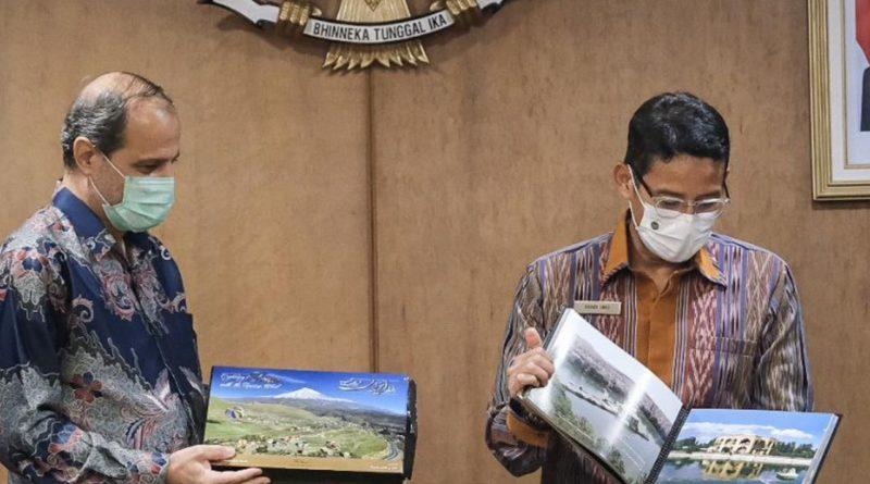 Indonesia-Iran Perkuat Kerja Sama Sektor Parekraf