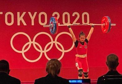 Atlet Indonesia Raih Medali Perak dan Perunggu Pada Cabang Olahraga Angkat Besi