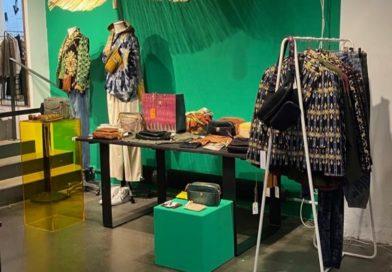 """Selama Satu Bulan, Produk Kreatif Indonesia  Mengisi Toko Fashion Desain """"Merci"""" di Paris"""