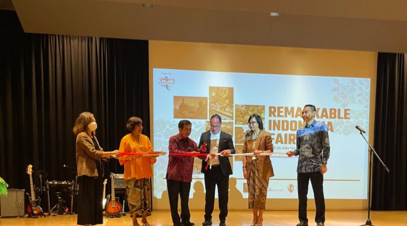 """Ratusan masyarakat di Swiss kunjungi """"Remarkable Indonesia Fair"""""""