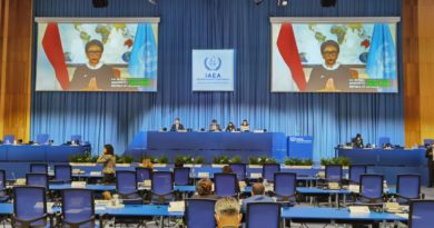 Menlu Serukan Penggunaan Nuklir untuk Tujuan Damai di Pertemuan IAEA
