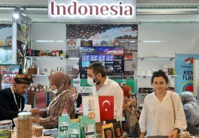 20 jenis Kopi Nusantara, Indonesia Jadi Rebutan Pemburu Kopi di Pameran Coffex Istanbul