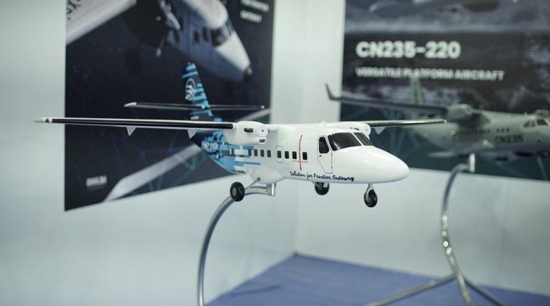 Produk Inovasi Pesawat CN 235, N 219, R80 Dipamerkan Di TEKNOFEST Istanbul