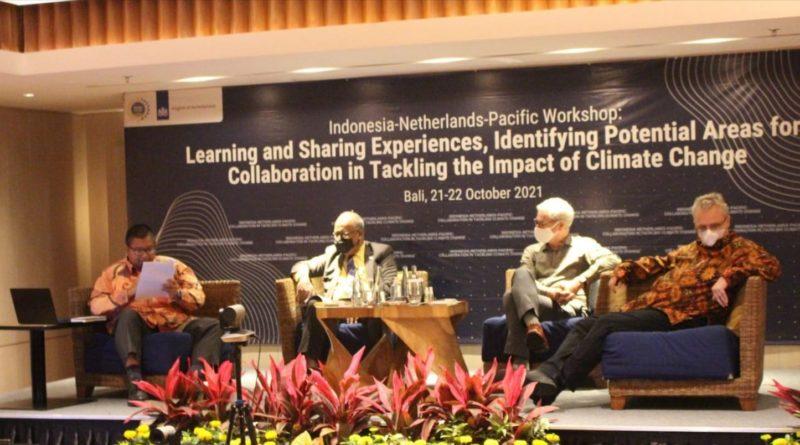 Indonesia, Belanda dan Asia Pasifik Kembangkan Kerja Sama Bidang Perubahan Iklim