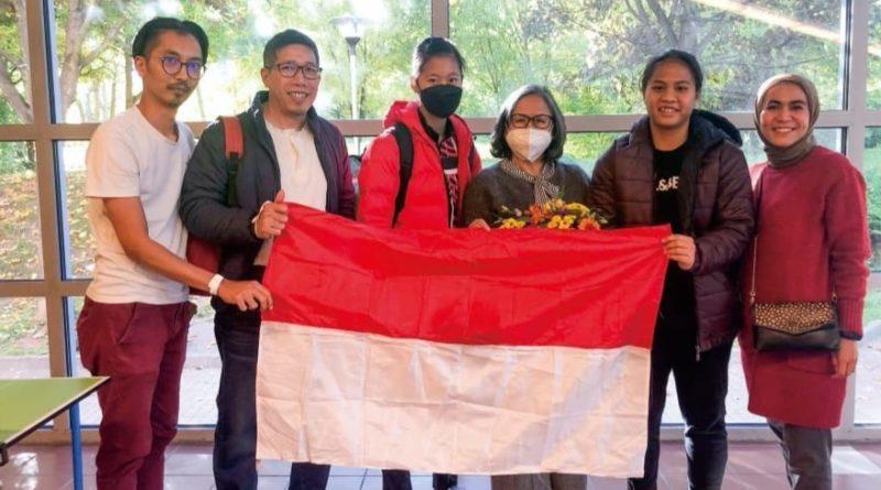Tim Bulutangkis Putri Indonesia Berhasil Memenangi Li-Ning Czech Tournament Open