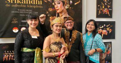 Indonesia Gelar Pameran di Inthega-Theatermarkt Bielefeld, Jerman