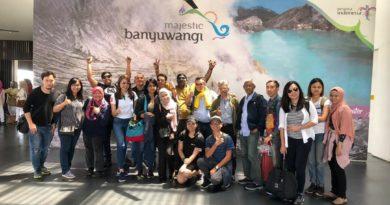 Fam trip banyuwangi