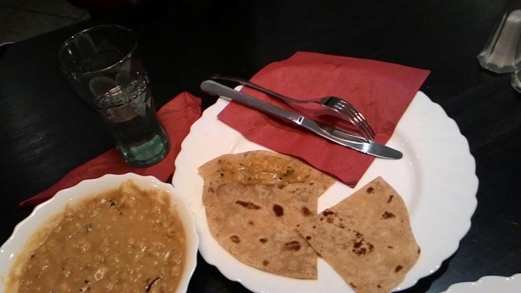 Roto chapati